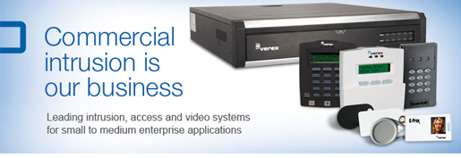 Verex Intrusion, Access & Video Systems
